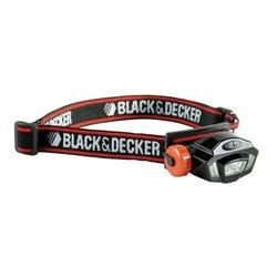 Фонарь налобный светодиодный BLACK+DECKER BDHT0-71625
