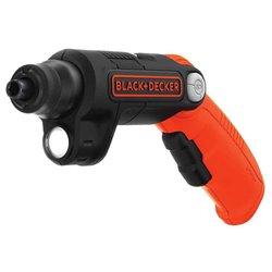 Аккумуляторная отвертка BLACK+DECKER BDCSFL20C