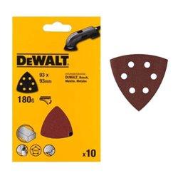 Шлифлисты для дельташлифмашин DeWALT DT3091
