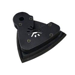 Шлифподошва треугольная сменная с липучкой для DWE315. DCS355 DeWALT DT20700