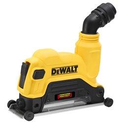 Защитный кожух 125 мм для отвода пыли - бороздодел DeWALT DWE46225