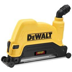 Защитный кожух 230 мм для отвода пыли - бороздодел DeWALT DWE46229