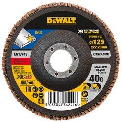 Круг шлифовальный лепестковый DeWALT DT99583