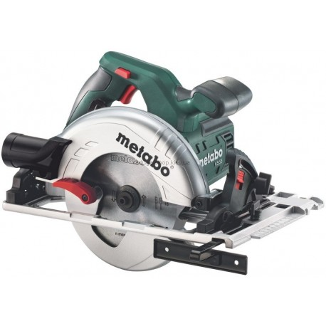 Пила дисковая Metabo KS 55 FS + Кейс