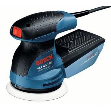 Шліфмашина ексцентрикова Bosch GEX 125-1 AE