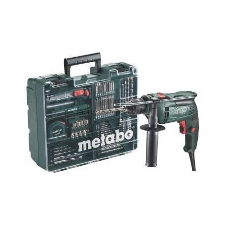 Дрель ударная Metabo SBE 650 Mobile Workshop