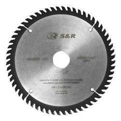 Диск пильный S&R Meister Wood Craft 190x30x2,4мм