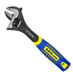 Ключ разводной S&R Ergo 208х29 мм