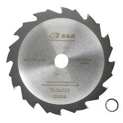 Диск пильный S&R Meister Sprinter 160x20x2,4 мм