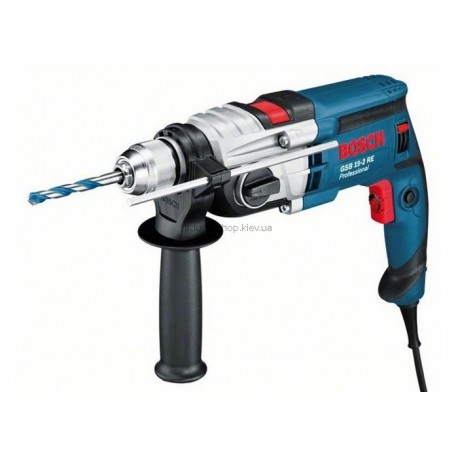 Дрель ударная Bosch GSB 19-2 RE БЗП