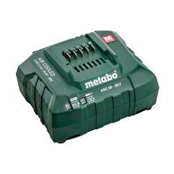 Зарядное устройство Metabo ASC 30–36 В, 14,4–36 В, «AIR COOLED», EU