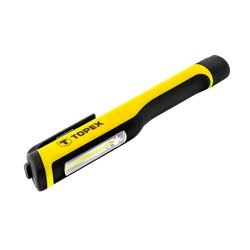Инспекционный фонарь TOPEX pen-strong, 3xAAA, COB, 18 cm, 0,34кг
