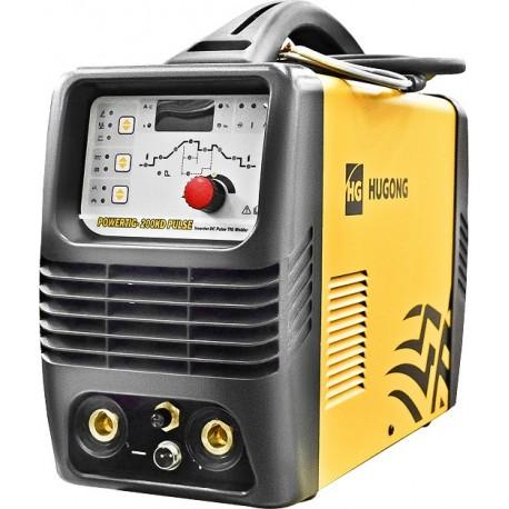 Зварювальний інвертор HUGONG PowerTig 200 KD pulse