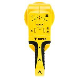 Детектор TOPEX 3 в 1 для дерева / напряжения / металла 120