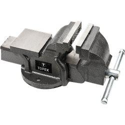 Тиски TOPEX, 75 мм