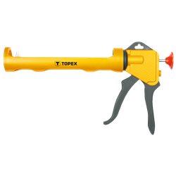 Пистолет для герметиков TOPEX, пластмассовый