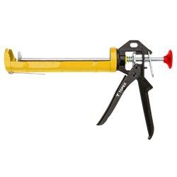 Пистолет для герметиков TOPEX, сталь с алюминием