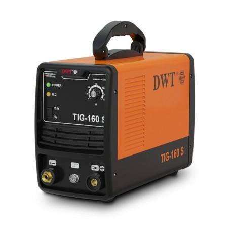 Аргонодуговий інвертор DWT TIG-160 S