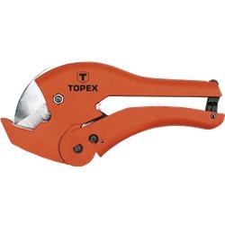 "Труборез TOPEX для полимерных труб 0 - 42 мм (до 1.5 / 8 "")"