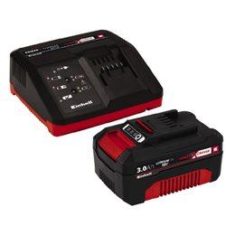 Набор EinhellАккумулятор + зарядное устройство 18V 3.0 Ah PXC Starter Kit