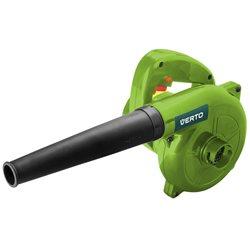 Воздуходувка VERTO 500Вт, поток воздуха 2.2 м3 / мин