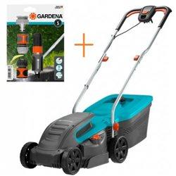 Газонокосилка электрическая Gardena Power Max 1200/32+SET 18295