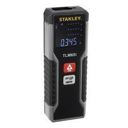 Измеритель расстояния Stanley лазерный TLM  65 (р/д 0,1-25м +3мм)