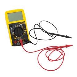 Мультиметр Stanley цифровой AC / DC 0-300V