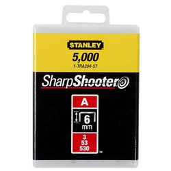Скобы Stanley 12мм (1000шт.) (блистер)