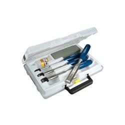 Набор стамесок  4 ед. (с заточным набором, пластиковый кейс) серия Stanley OPP 5002