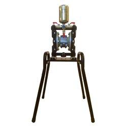 Мембранный насос 1/2&quot пневматический Air Pro DP-4