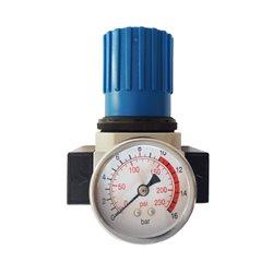 Регулятор давления (редуктор) 1/4&quot TITAN DR200-02