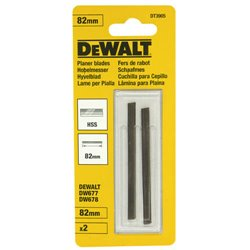 Нож для рубанка HSS DeWALT DT3905